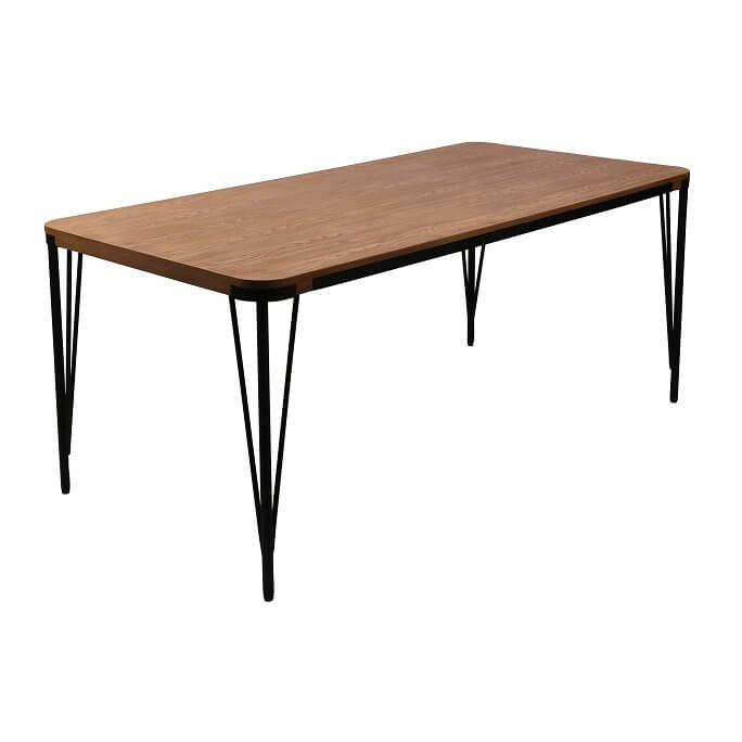 Table à manger design scandinave Vincennes 180 cm