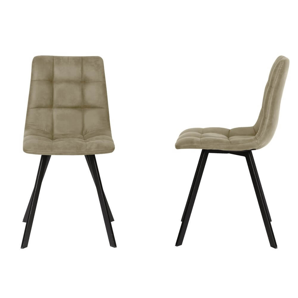 Chaises Tuileries (Lot de 2 chaises)
