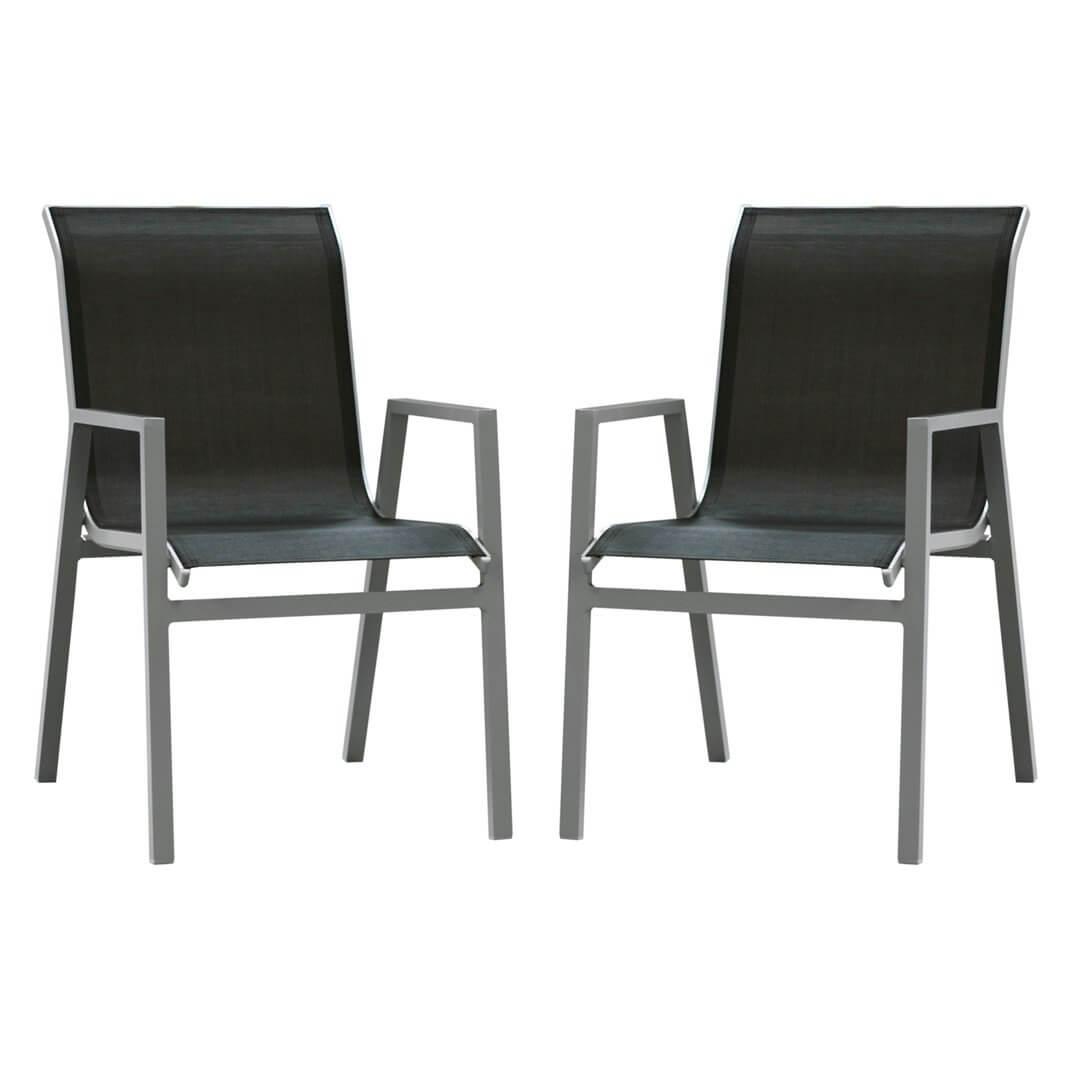 chaise aluminium atlantique