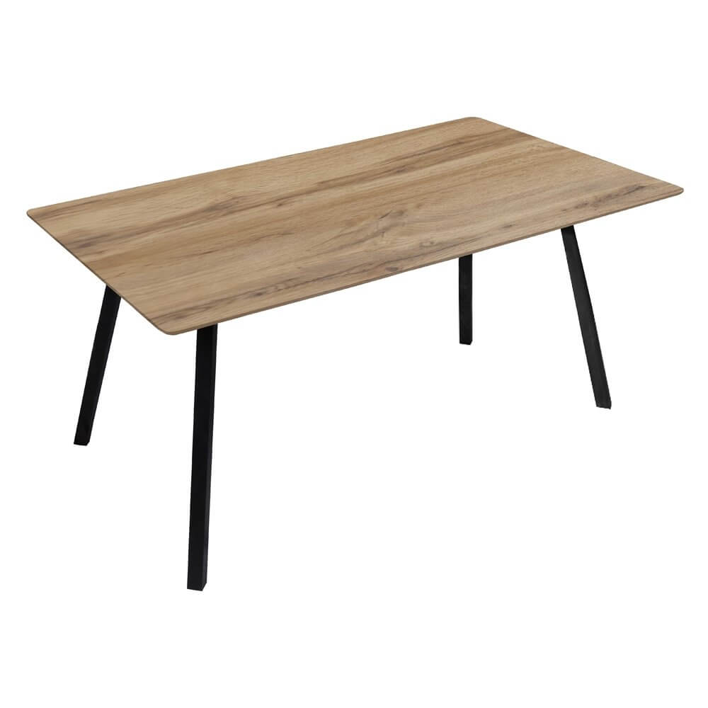 Table à manger design scandinave Trocadero 160 cm