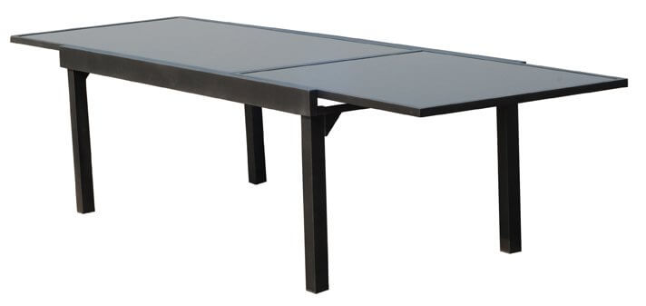 Table jardin extensible Vegas