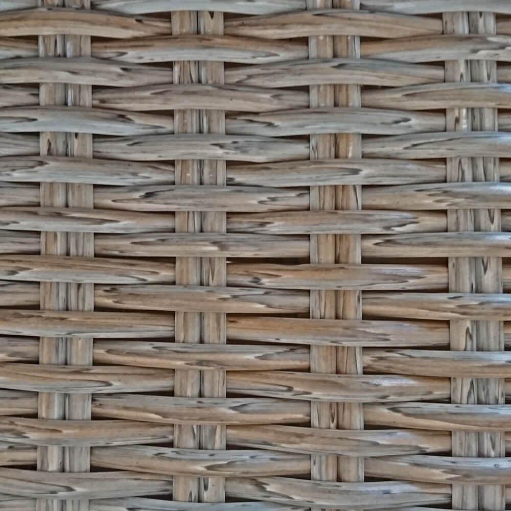Salon de jardin résine tressée Samoa