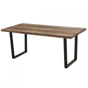 Table à manger design scandinave Sorbonne 180 cm