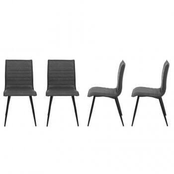 Chaises Concorde (x 4 chaises)